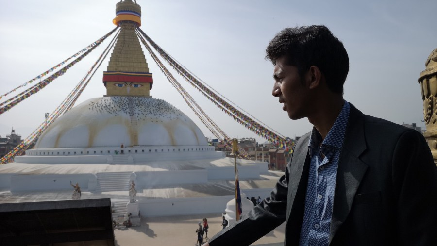day city tour in Nepal