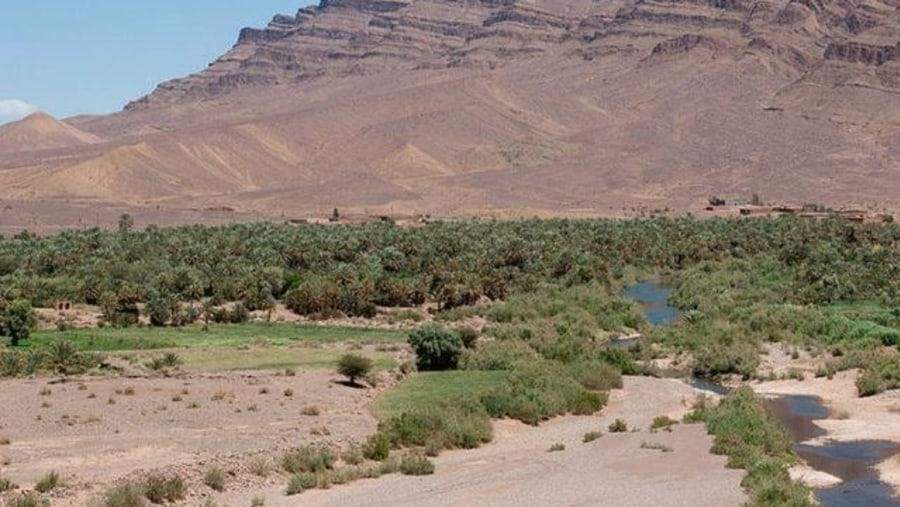 Trekking in The Atlas Mountains