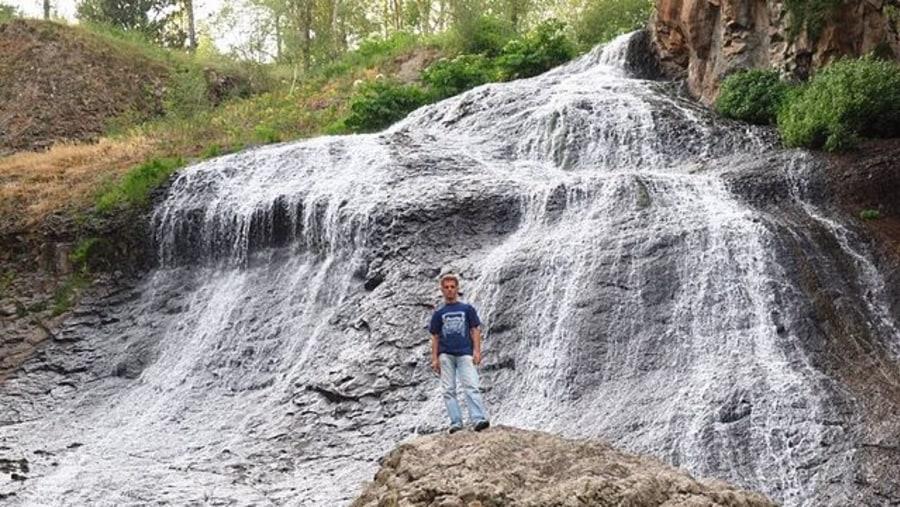 Waterfall in Jermuk