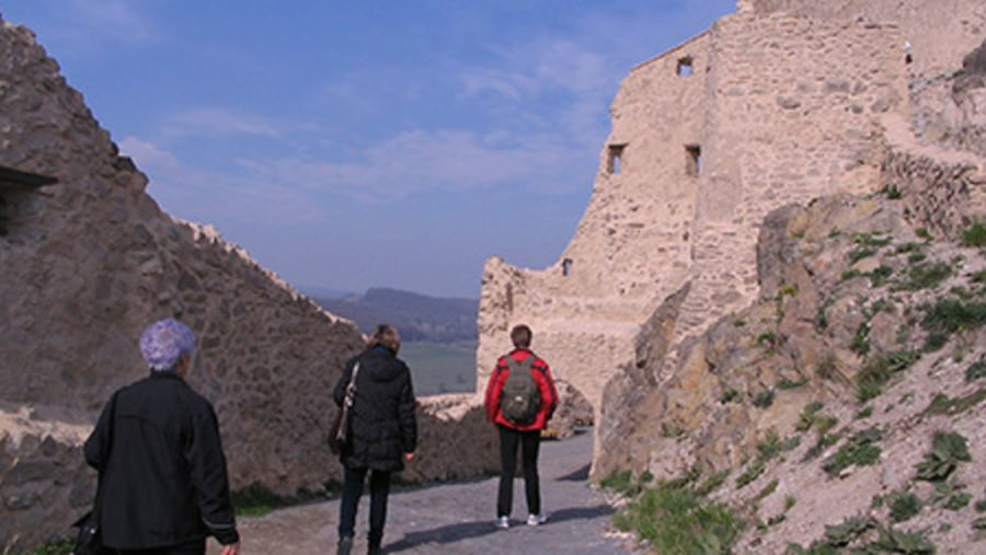 Rupea Fortress - Tours in Brasov
