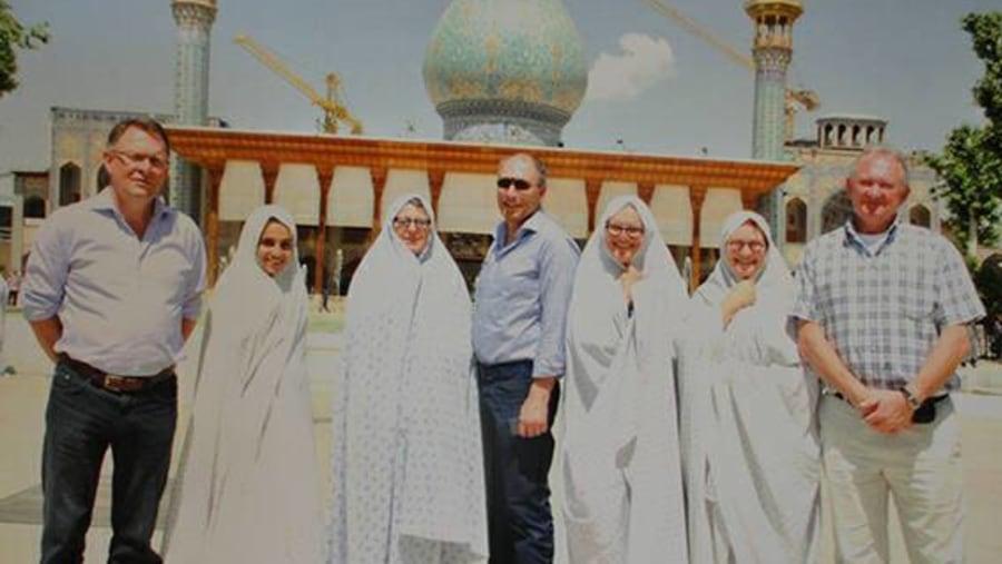 Shah Cheraq shrine