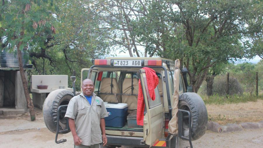 In praise of Richard Peter, outstanding safari guide