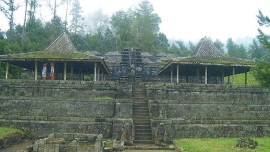 Cetho Temple