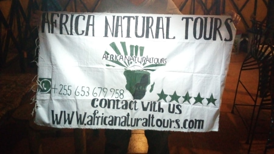 Get our Big Offer 2019 with Africa Natural Tours