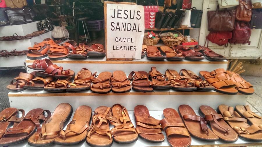 Shopping in Nazareth