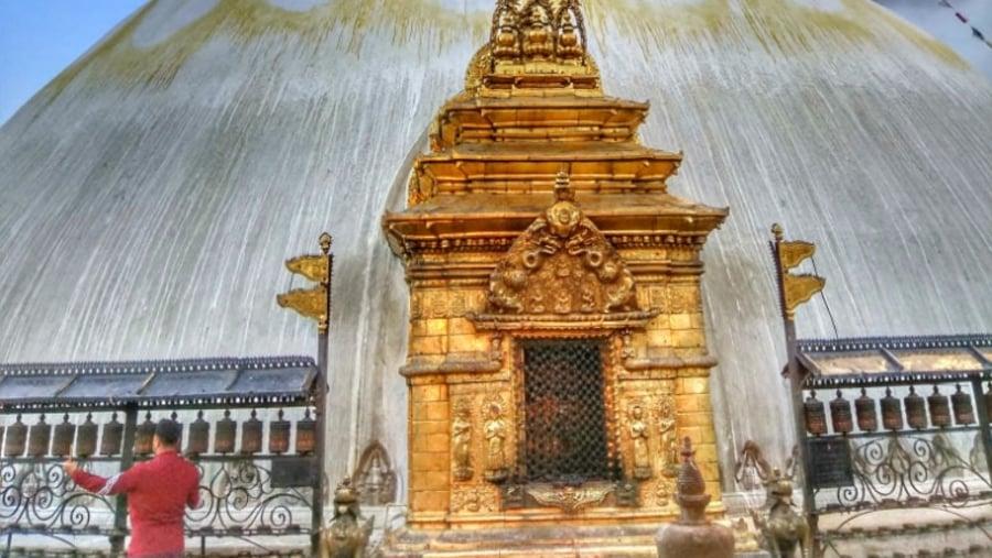 Swayambhhunath Stupa