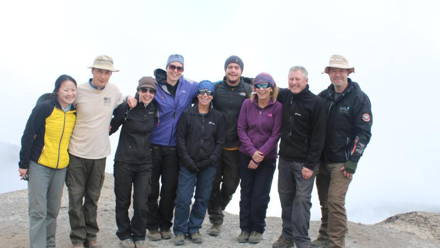 Kilimanjaro - Lomosho trek