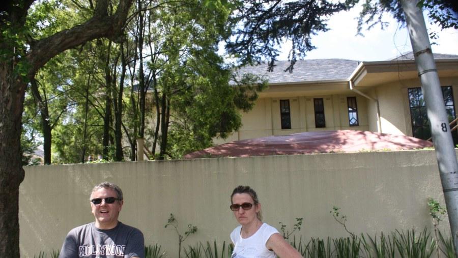 Nelson Mandelas Houghton Home