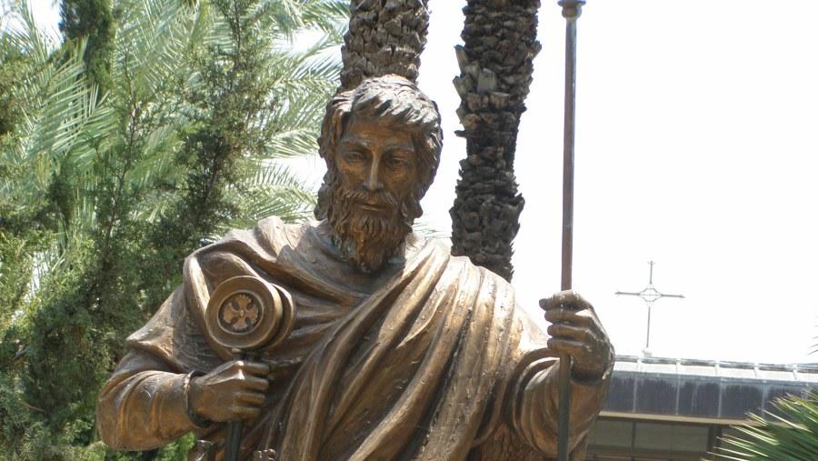 S.Peter, Kafarnachoum
