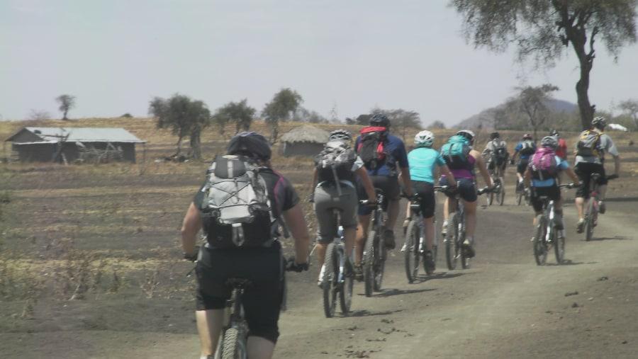 Rift Valley Cycling