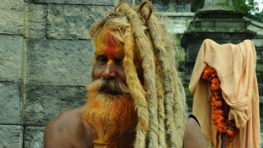 Sadhus @ Pasupatinath temple