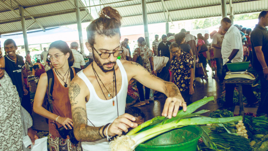 Rusitc-Guide-Cooking-tour-Colombo