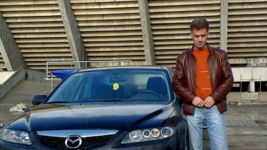 Me and my car