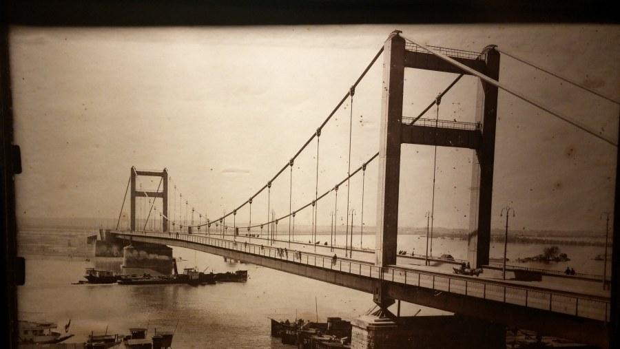 Old bridge of King Aleksandar the  I