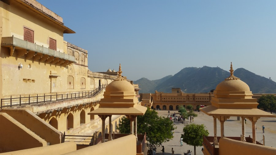 Our Maharajah's  Guide