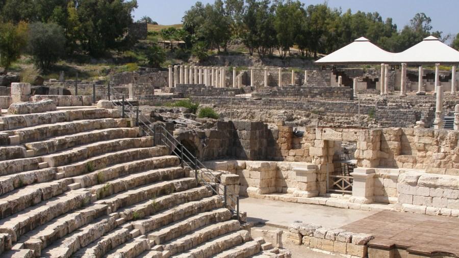 The Roman Teatre