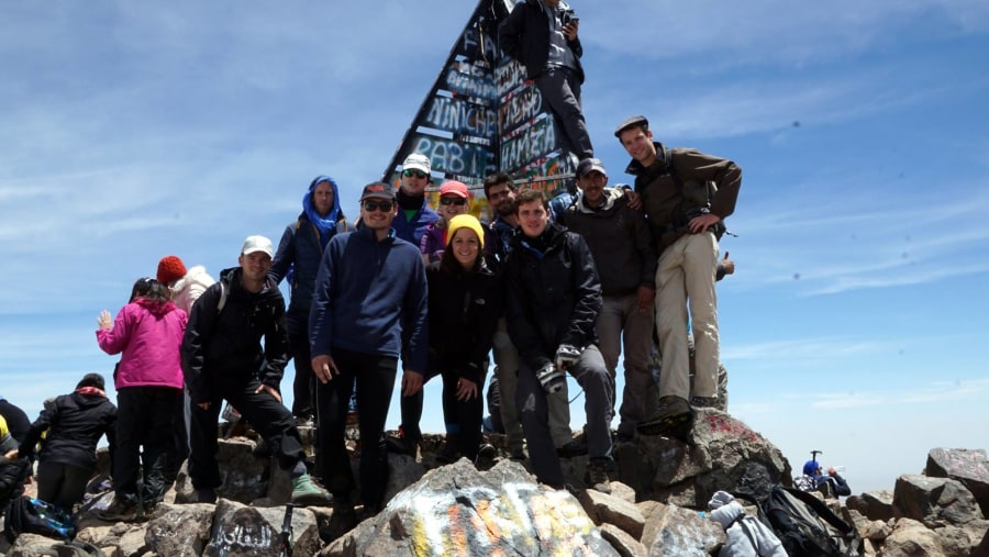 Best Guide in imlil for hike to toubkal and desert tour