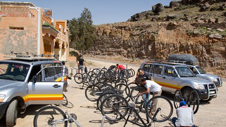 Amazing Mountain Bike Journey