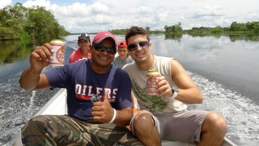 Amazing experience in the Amazon Forest