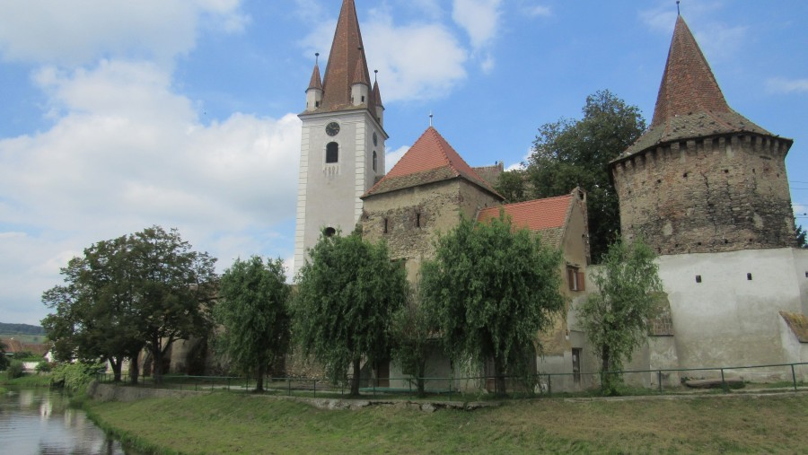 Cristian Fortified Church - Tours in Brasov