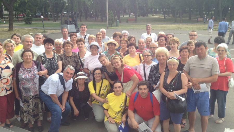 Oradea City Tour