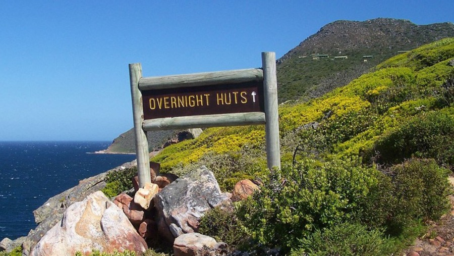 Overnight Huts at Cape Point