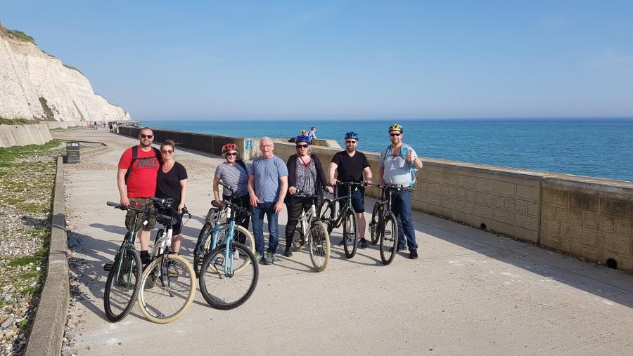 Brighton coastal ride