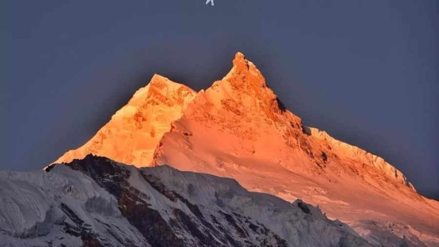 Manasalu Mountain