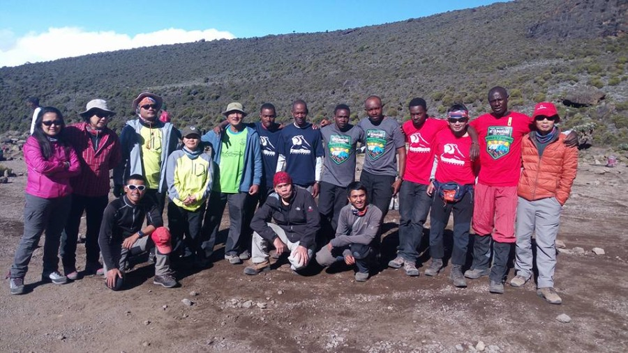 7 Days Kilimanjaro Climb Lemosho Route