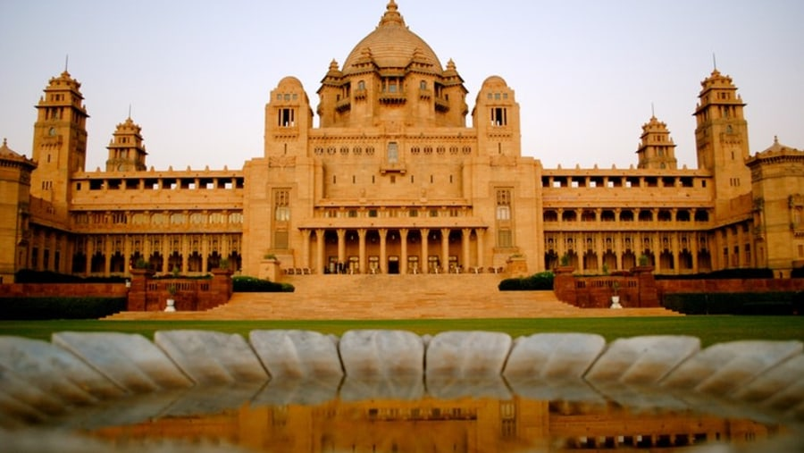 Umaid Bhavan Place