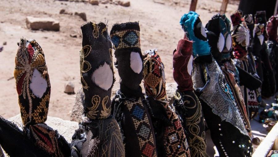 Bedoun handmade dolls