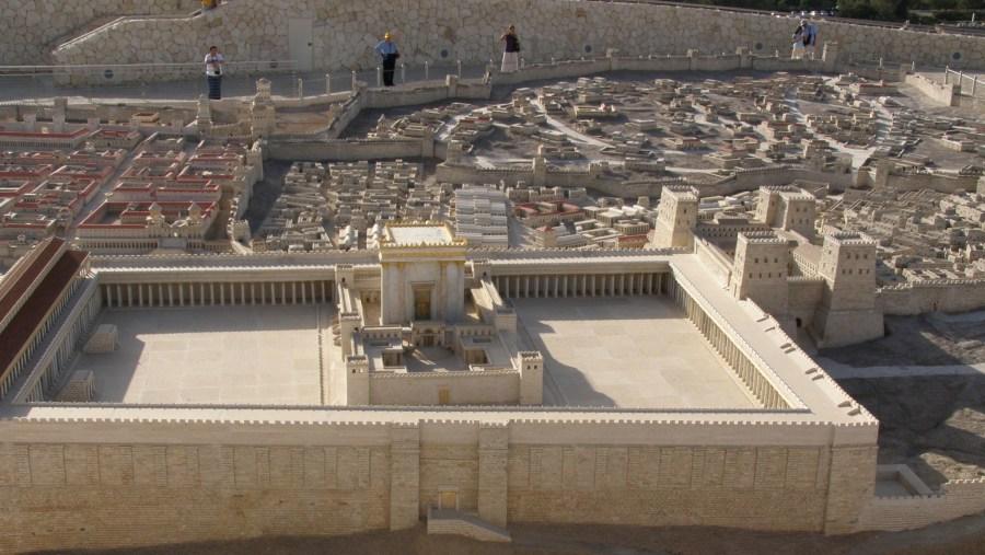 The moddel of Tempel
