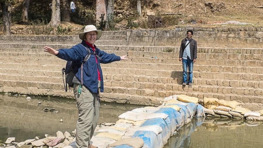 Paras in Kathmandu