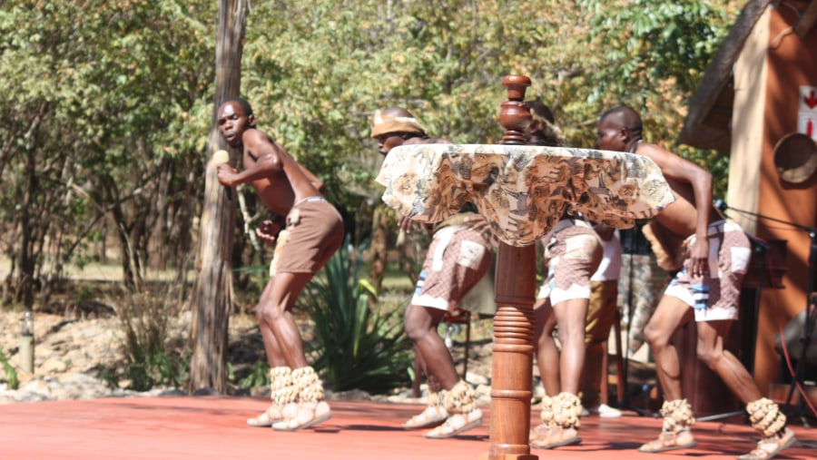 Dances at Kwalape Lodge