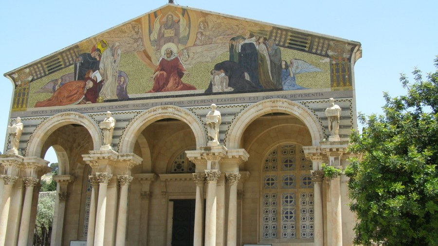 Getsemany Church-M.olive