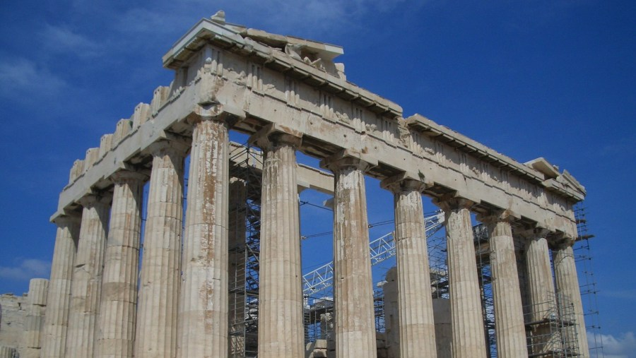 Parthenon Temple @ Acropolis