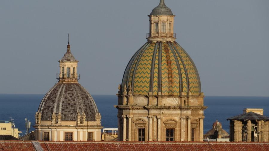 Angela Gaetani Guide en Sicile