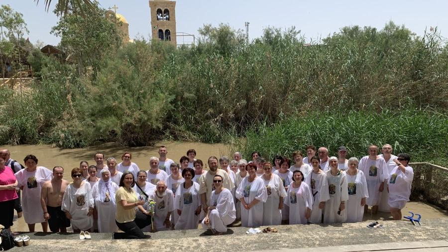 Qasar el Yahud -Jordan Valley Baptismal Site