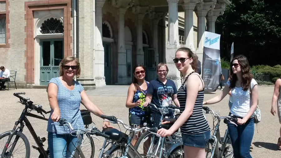 Brighton Bike Tours at the Brighton Museum