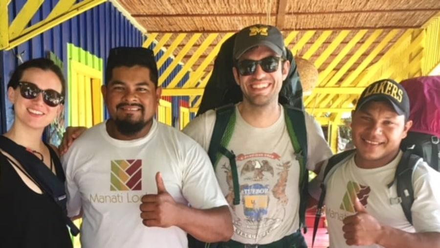 Kenrick is an Amazing Amazonas Guide