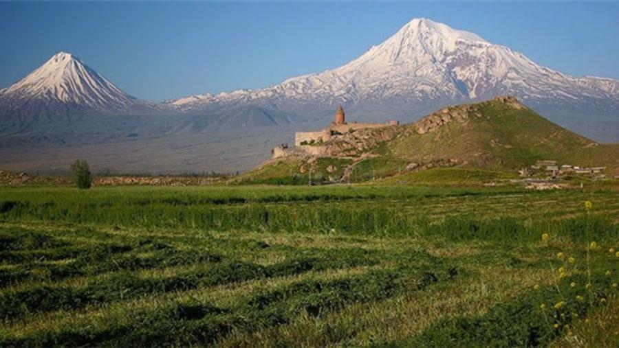 Ararat mnt. 5160m