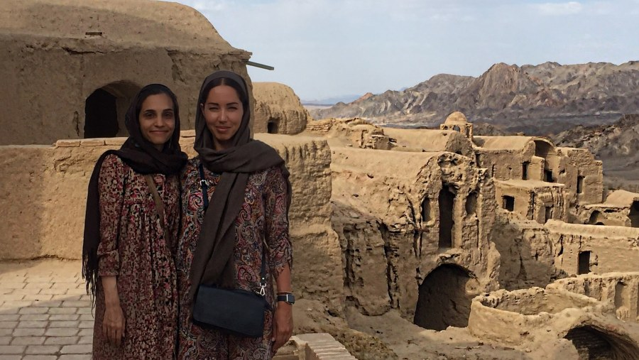Saghi, thank you so much for an enjoyable stay in Yazd!