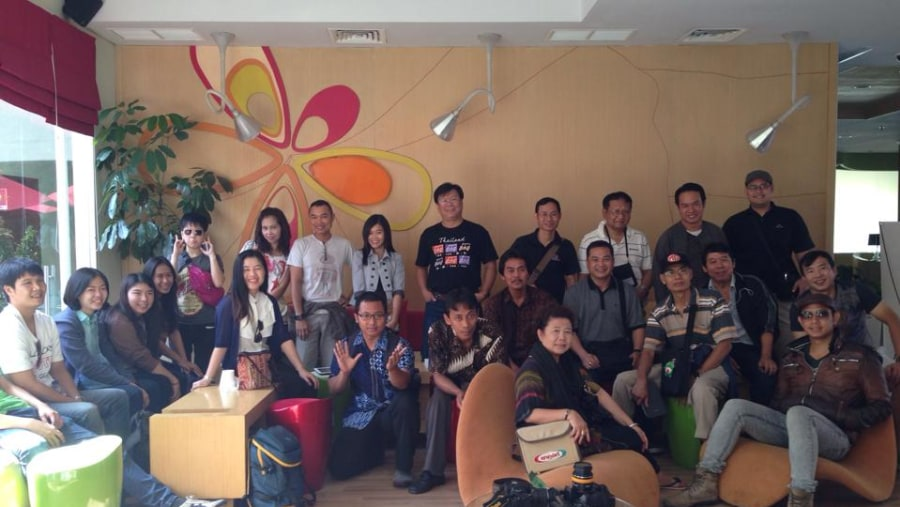 Thailand Group from Chiang Mai