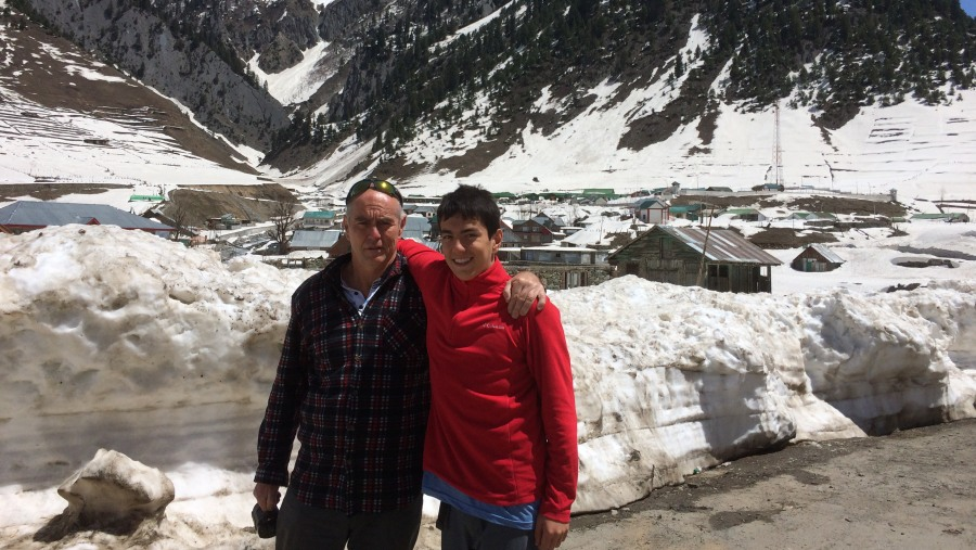 Kashmir Visit April 2017