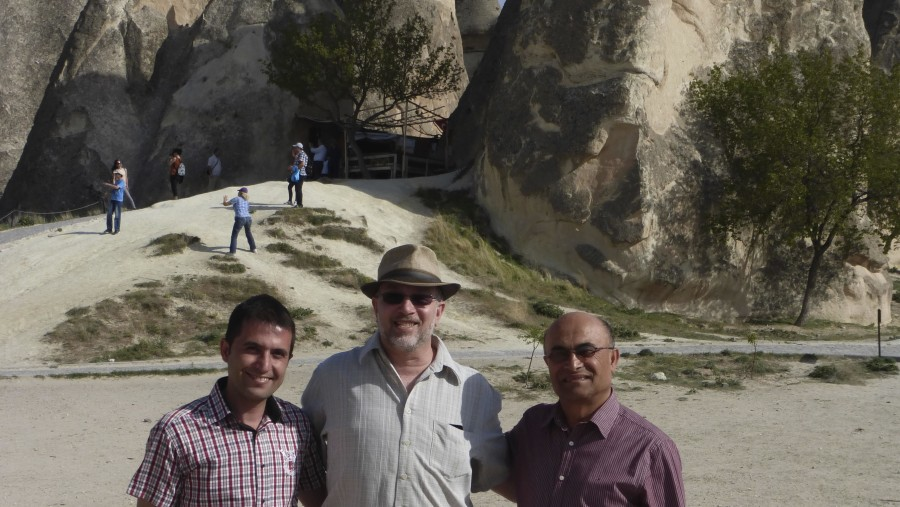 An amazing time with Remzi in Cappadocia
