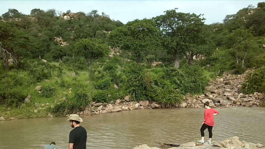 Mwagusi river
