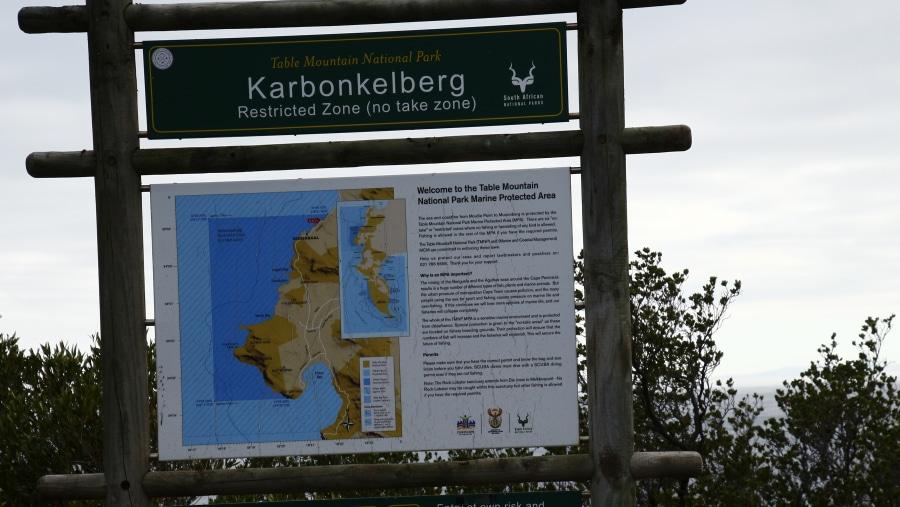 Karkonkelberg Table Mountain National Park