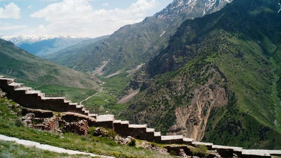 King Smbat fortress