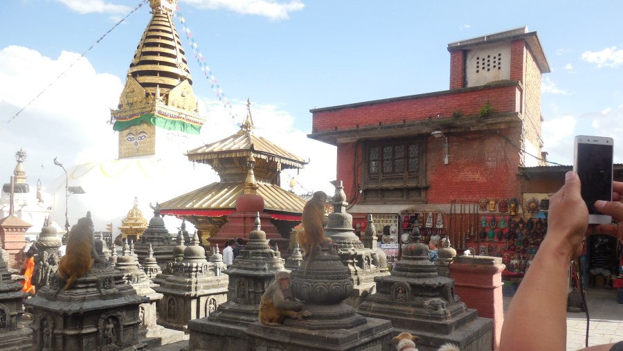 Great experience in Nepal