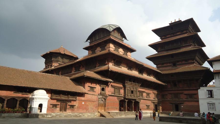 Ancient Royal Palace built by Gorkha Kings